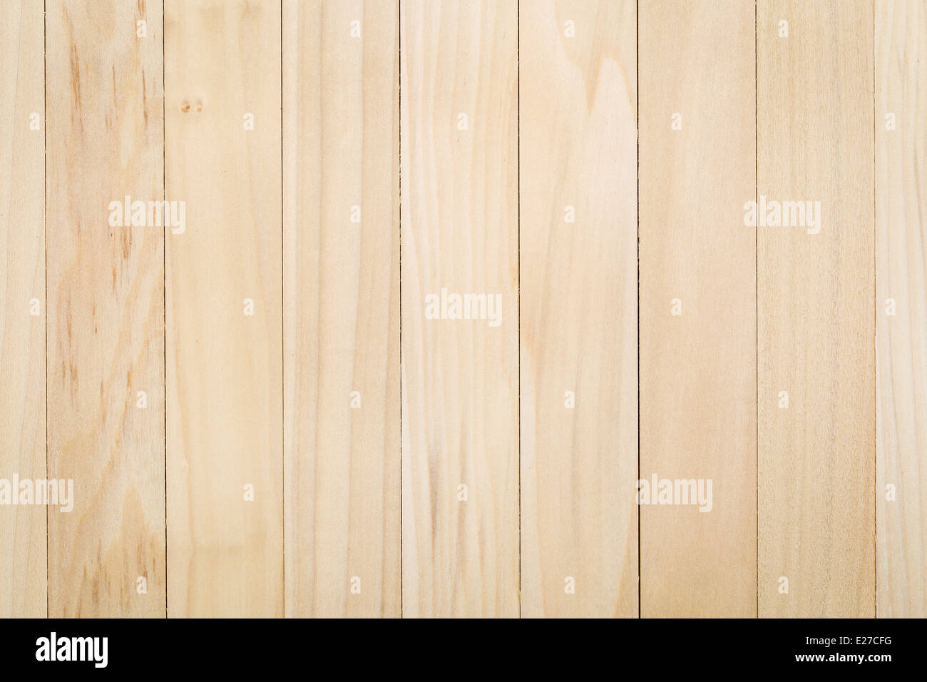 unfinished poplar wood texture - vertical narrow planks