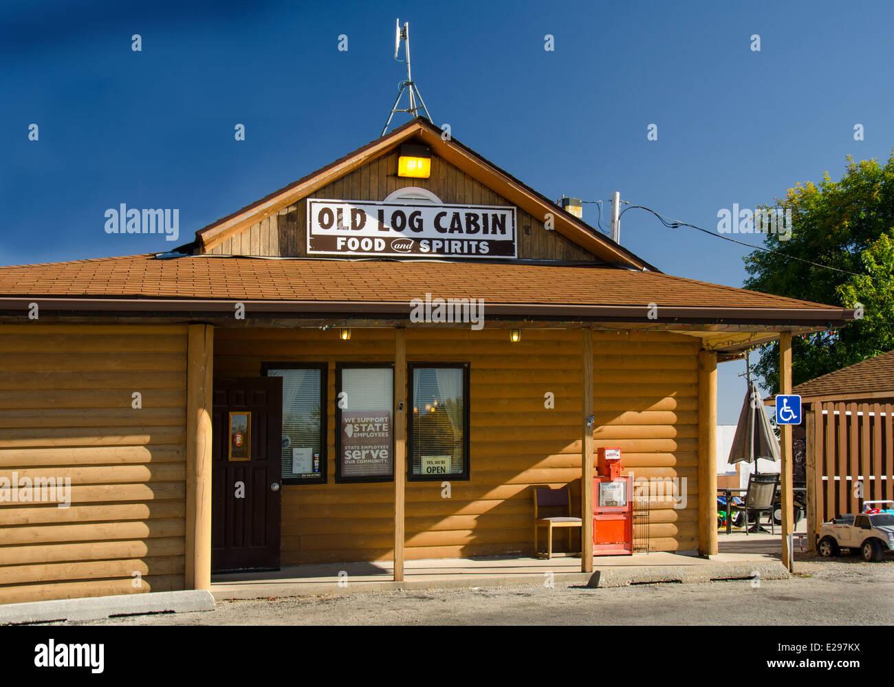 Log Cabin Stock Photos & Log Cabin Stock Images - Alamy