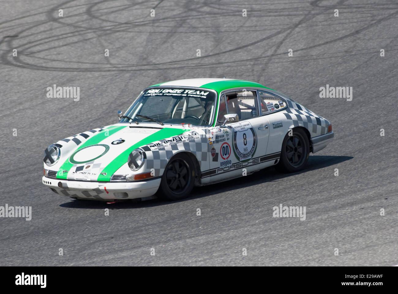 Vintage Porsche Race Cars Stock Photos & Vintage Porsche Race Cars ...