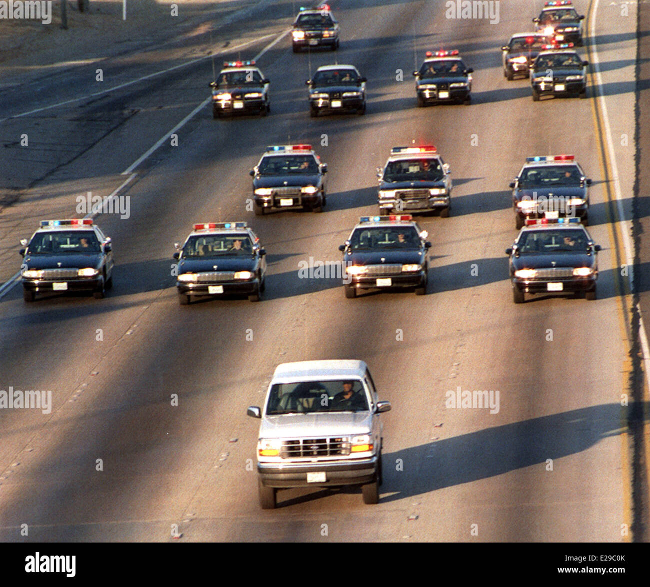 "June 17, 2014 -Twenty Years Ago, The O.J. Simpson ""white"