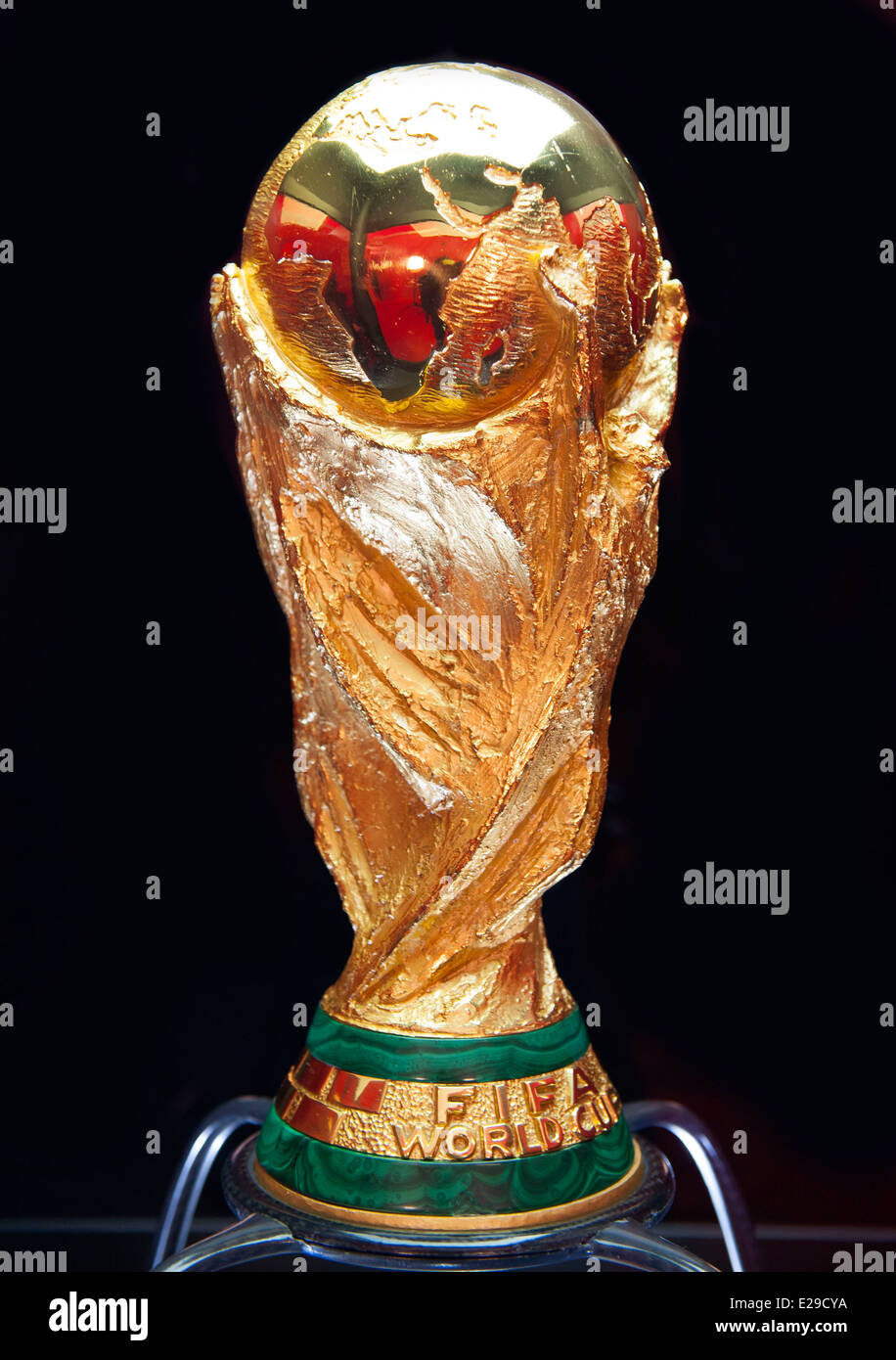 world cup trophy stock photos world cup trophy stock. Black Bedroom Furniture Sets. Home Design Ideas