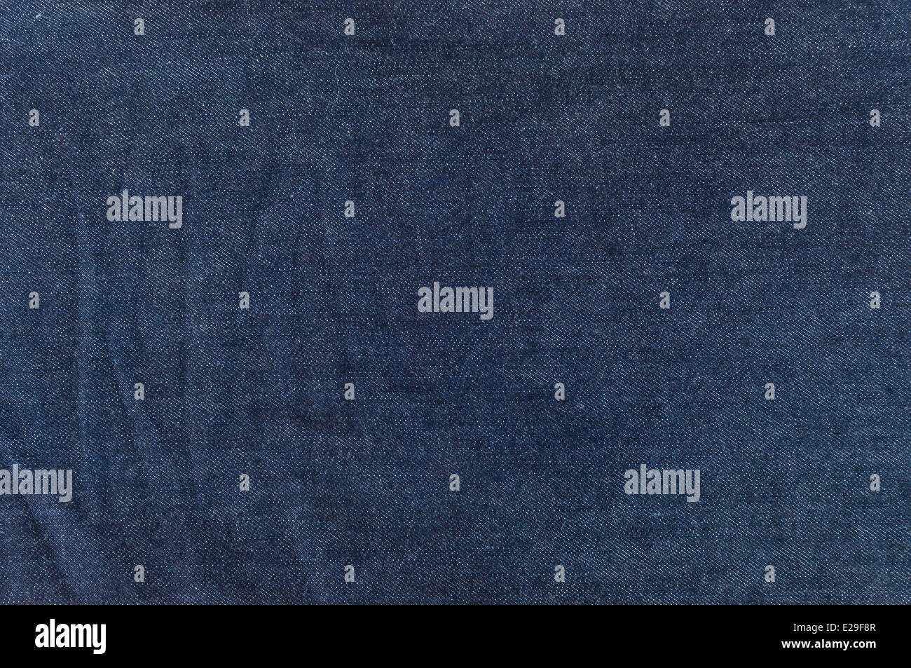 e63b0096d71 Close up of dark blue jeans texture for background Stock Photo ...