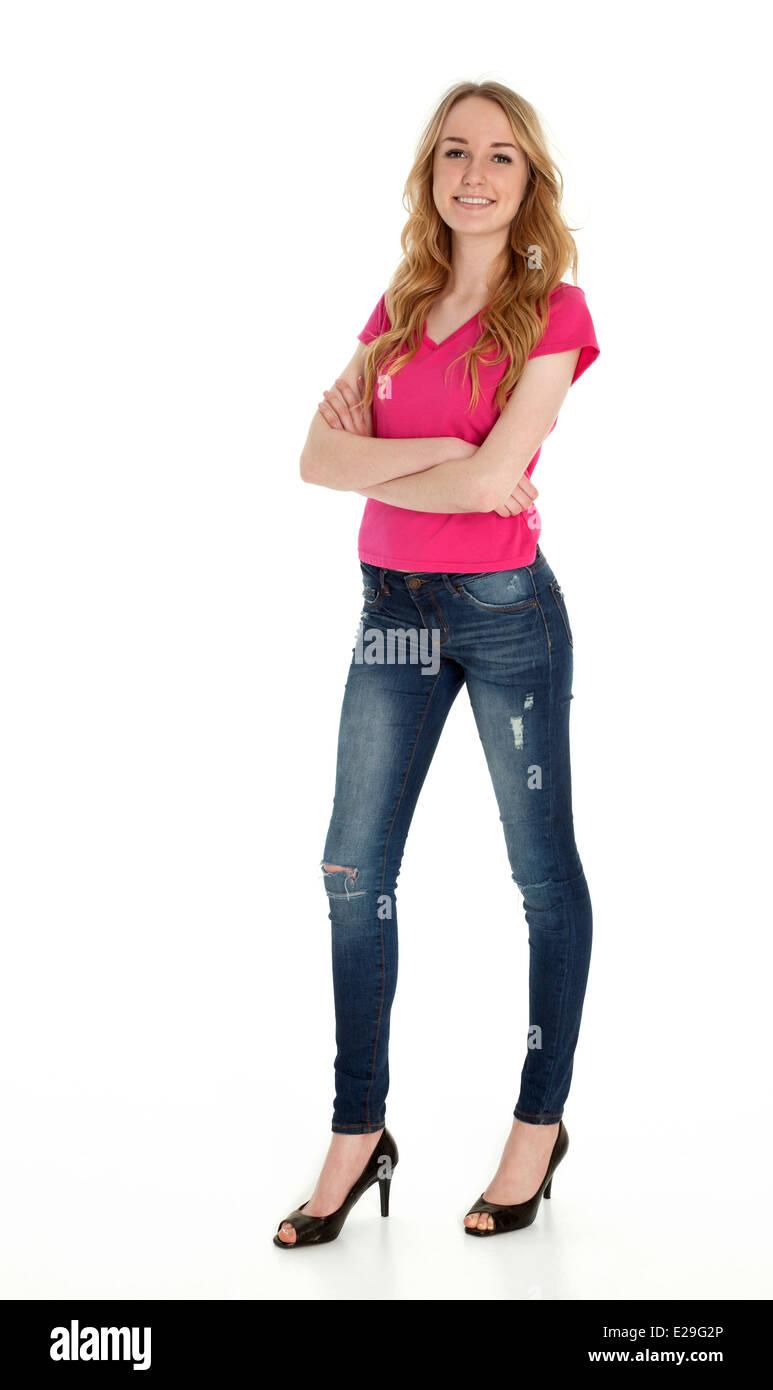 teen high heel