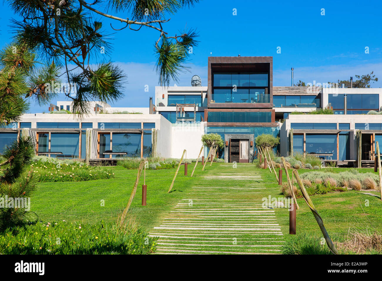 Portugal, Centro Region, a Dos Cunhados, Areias do Seixo Charm Hotel and Residences, - Stock Image