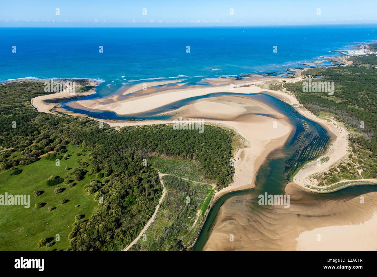 France vendee talmont saint hilaire veillon beach and for Garage talmont saint hilaire