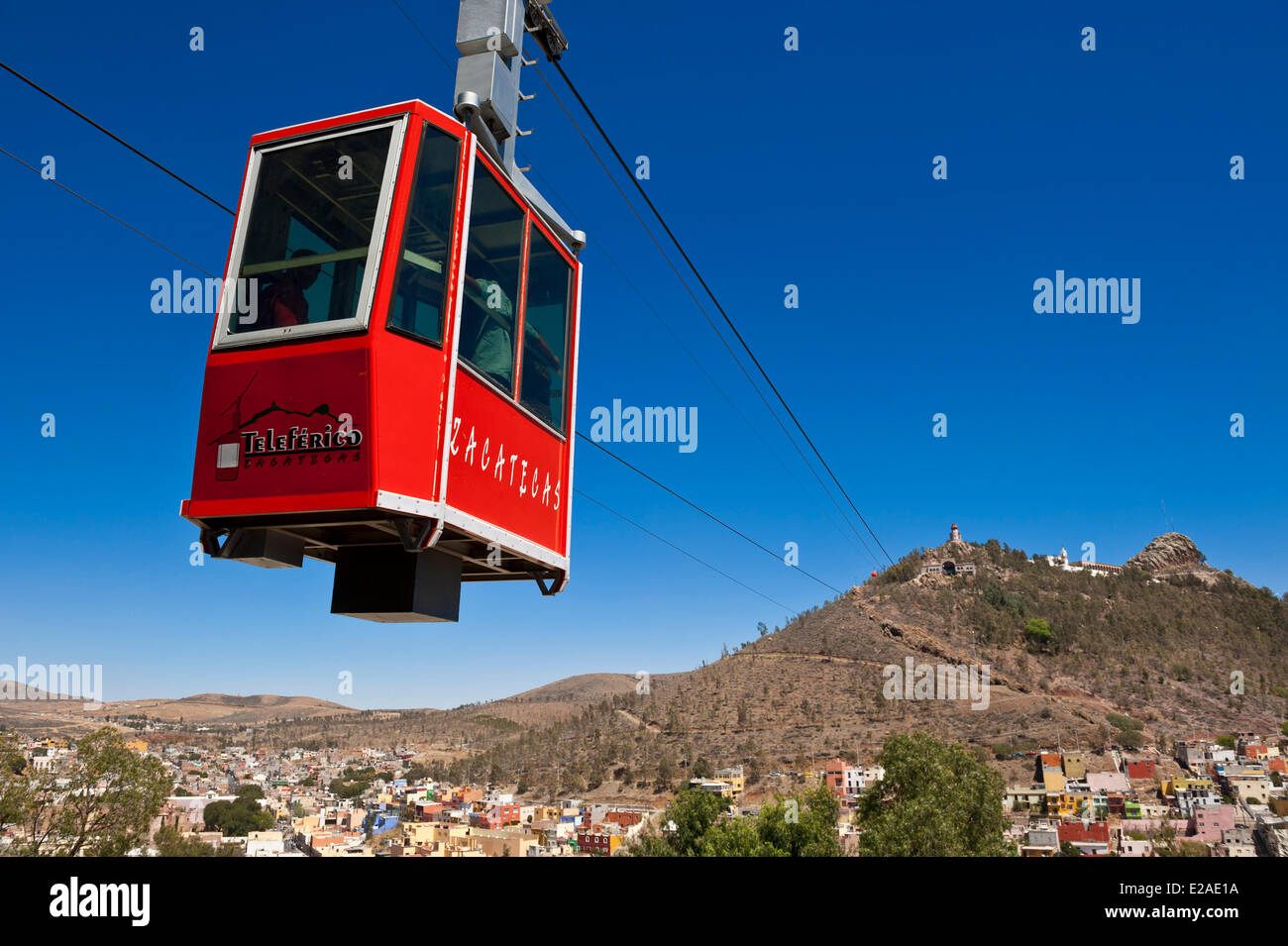 Zacatecas Cable Car Stock Photos Zacatecas Cable Car Stock Images