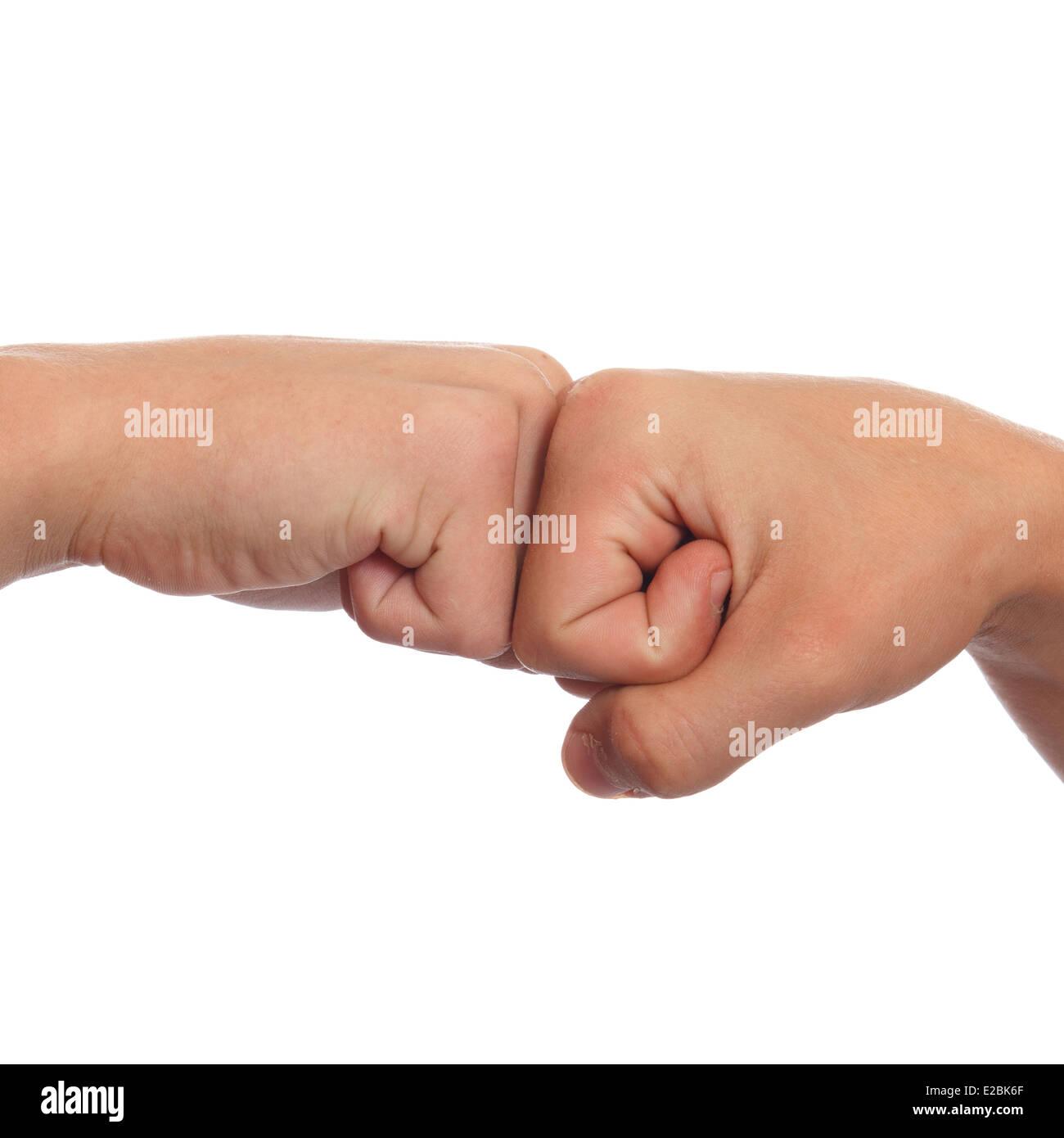 Fist greeting stock photo 70327335 alamy fist greeting m4hsunfo