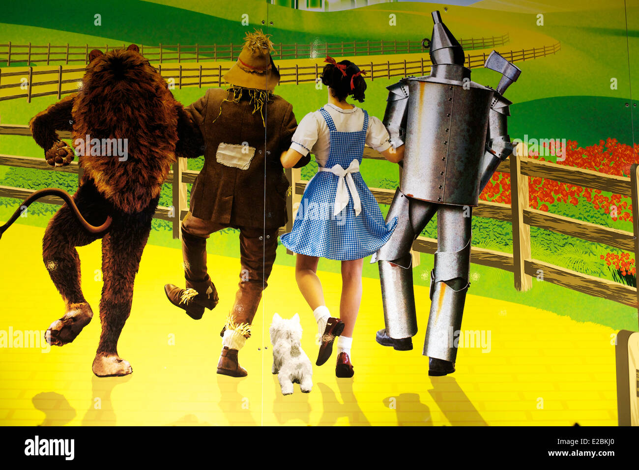Wizard of Oz - Stock Image