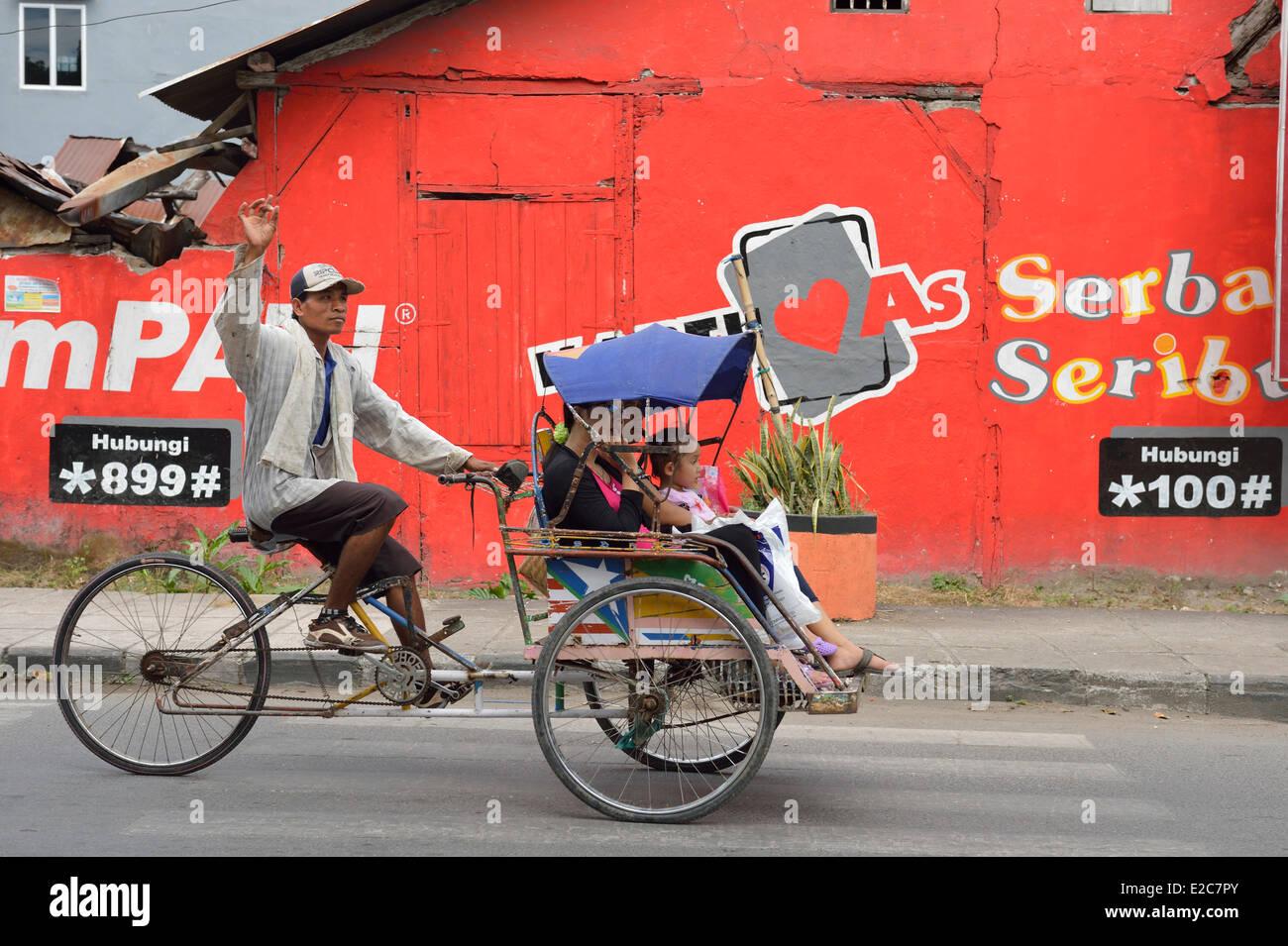 Indonesia, Sumbawa, Sumbawa Besar - Stock Image