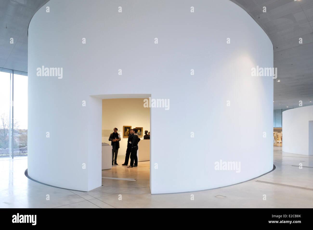 France pas de calais lens lens louvre museum designed by sanaa