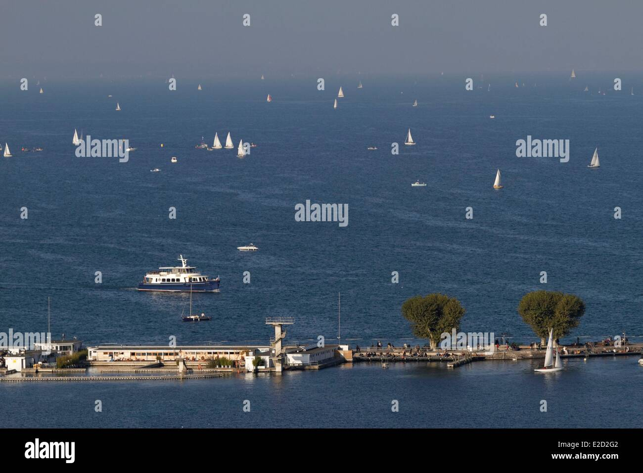 Switzerland Geneva, - Stock Image