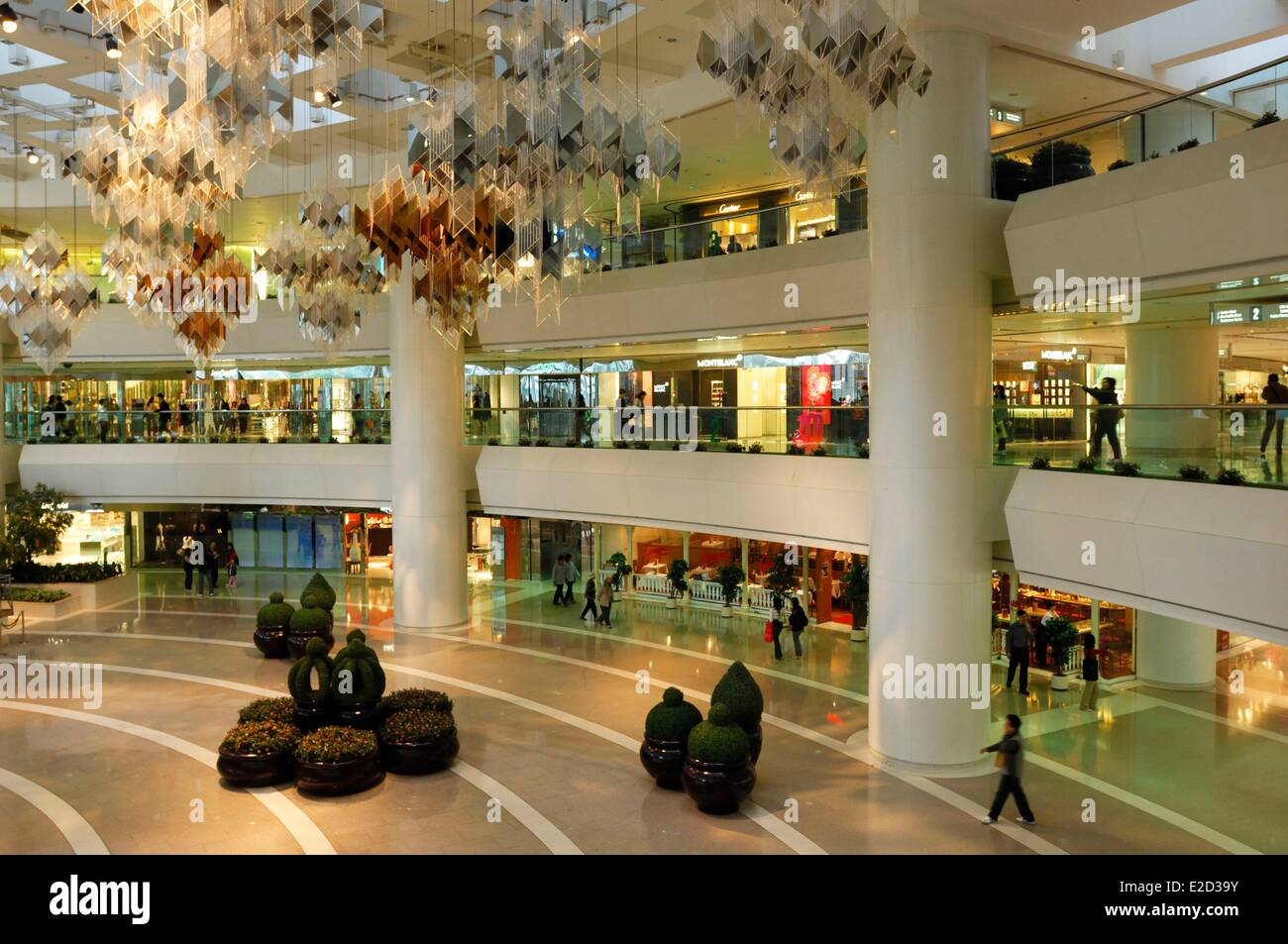 China Hong Kong 2 Pacific Place mall