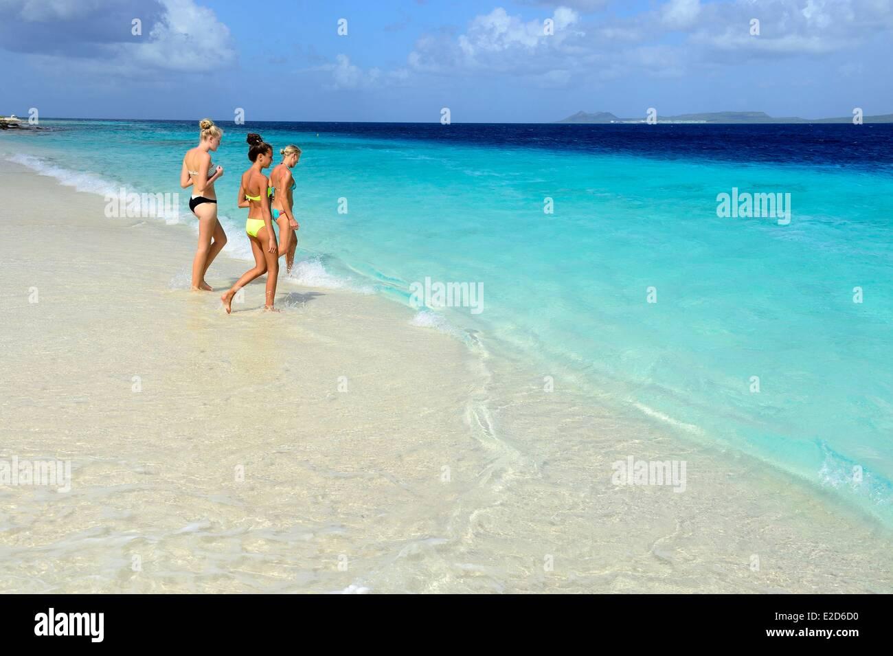dutch west indies bonaire island klein bonaire island paradisiac