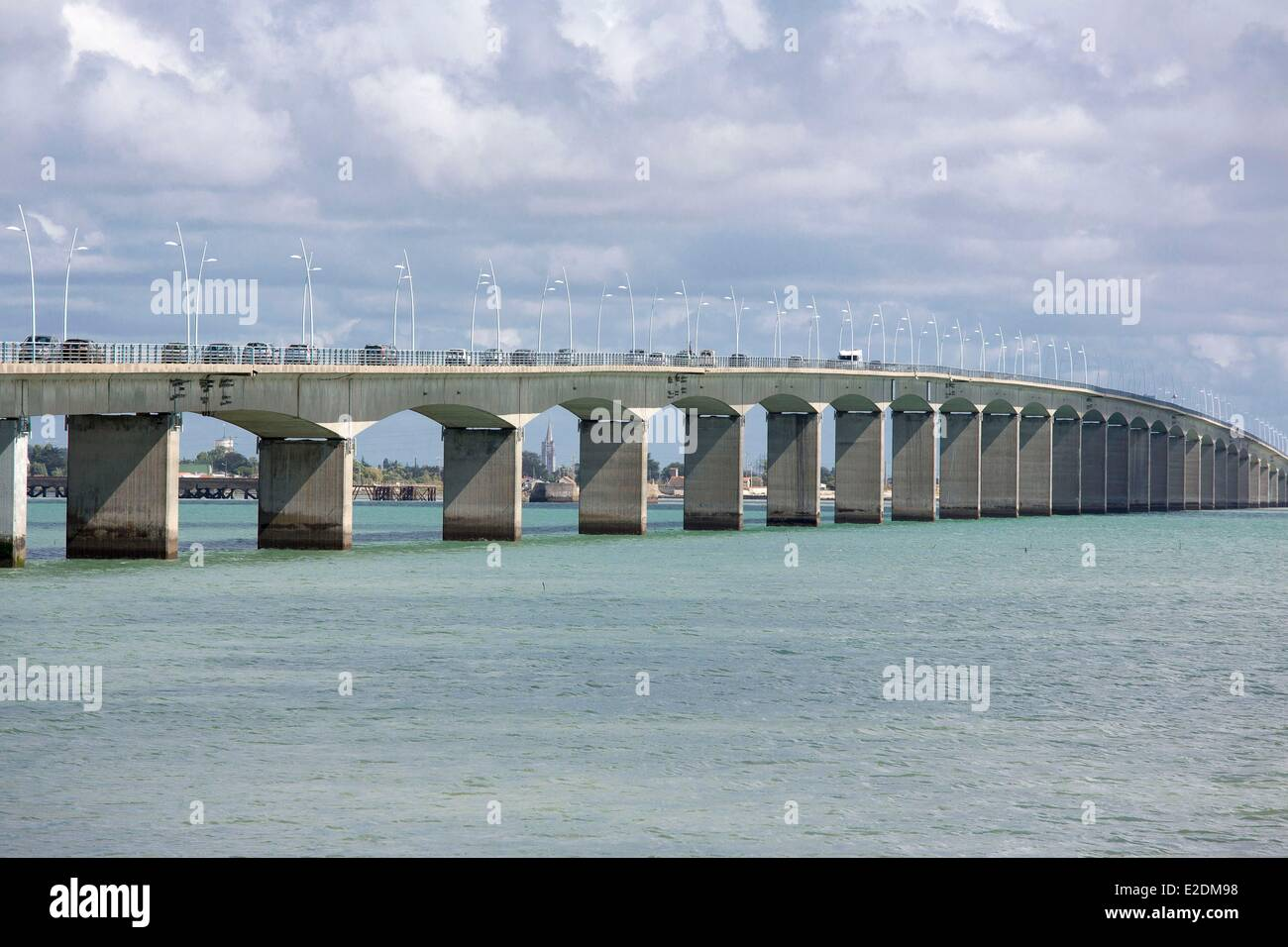 Oleron Bridge Stock Photos Oleron Bridge Stock Images Alamy