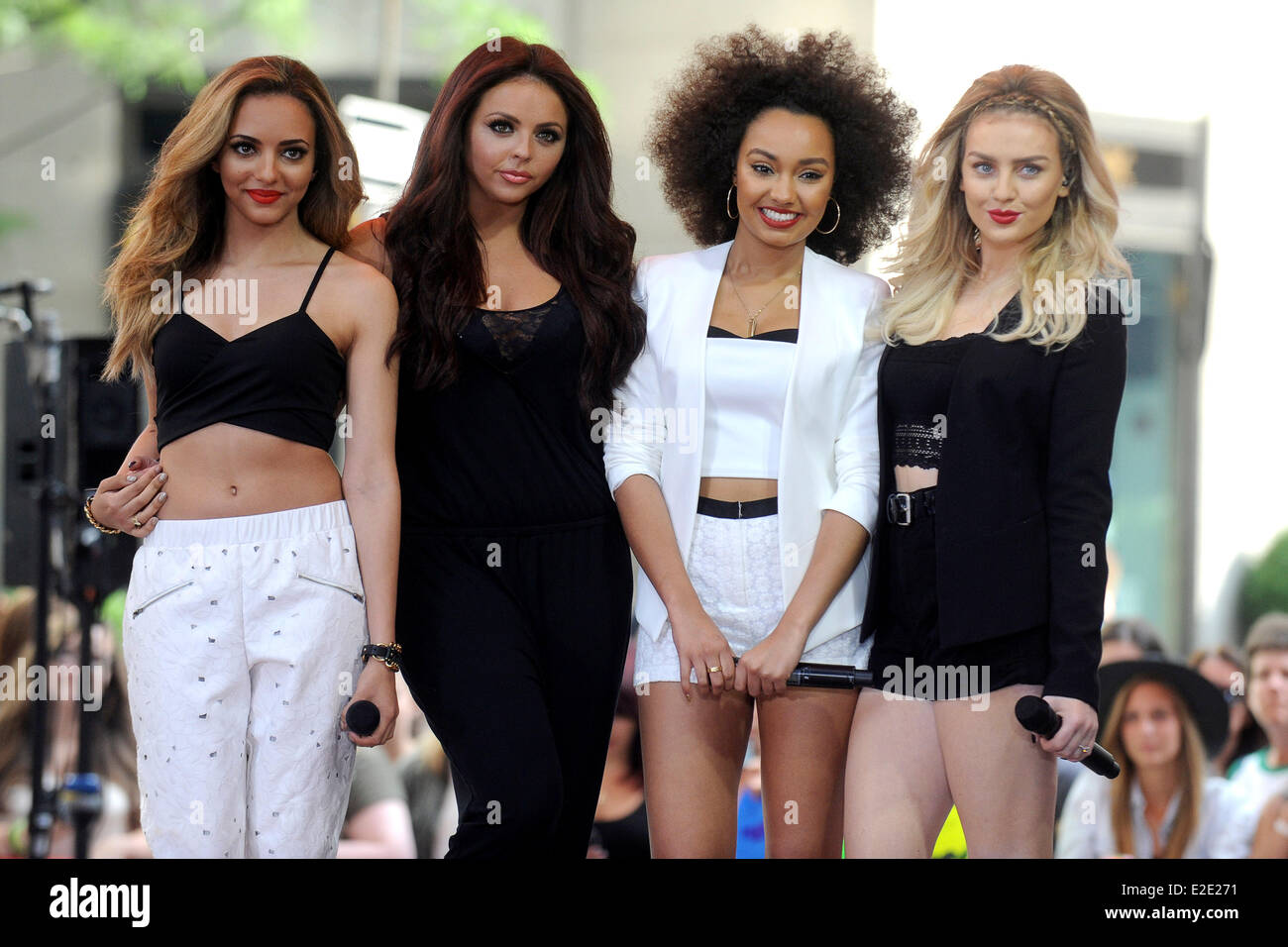 Jade Thirlwall Jesy Nelson Leigh Anne Pinnock And Perrie Edwards