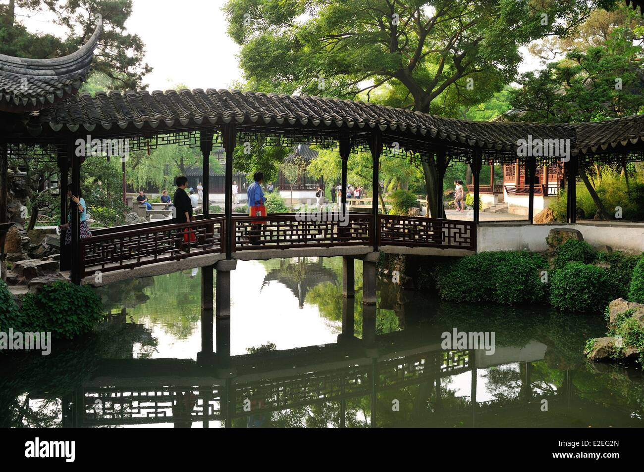China Jiangsu Province Suzhou The Humble Administrator S Garden