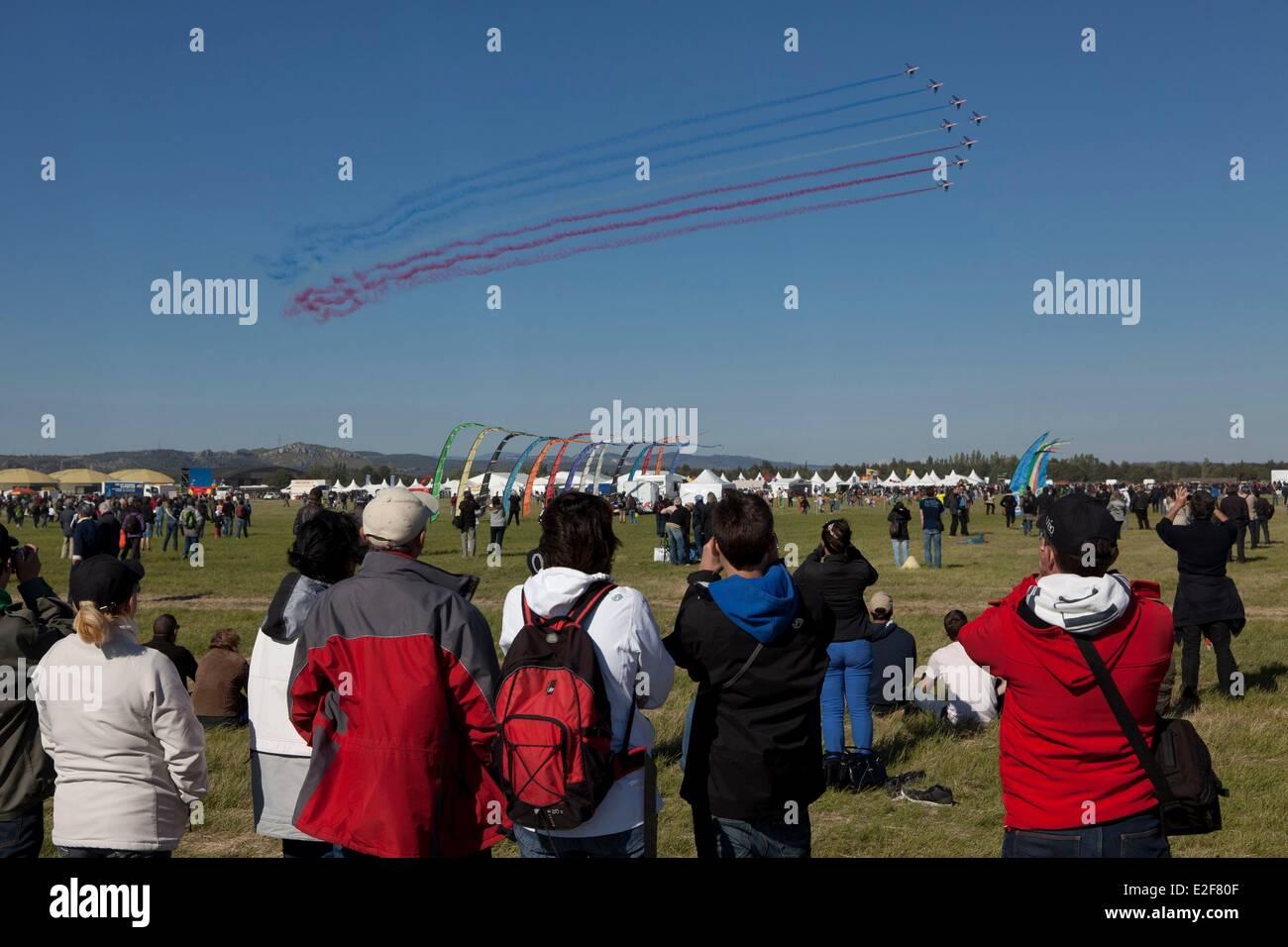 France bouches du rhone salon de provence 701 air base aerial meeting stock photo 70406351 alamy - Transport salon de provence ...