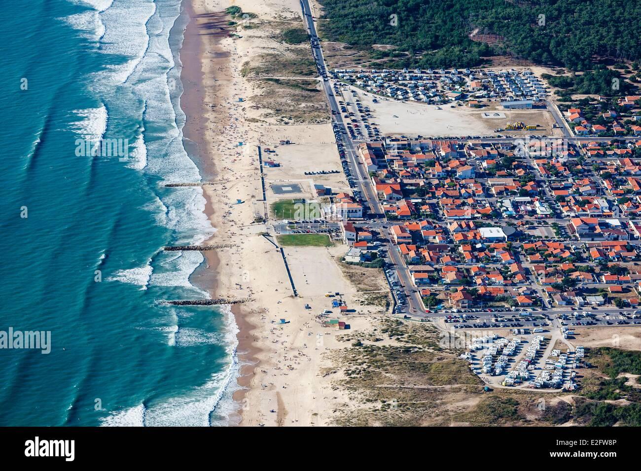 France Gironde Vendays Montalivet Montalivet Les Bains The