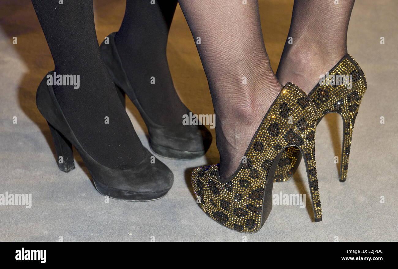 nina eichinger feet