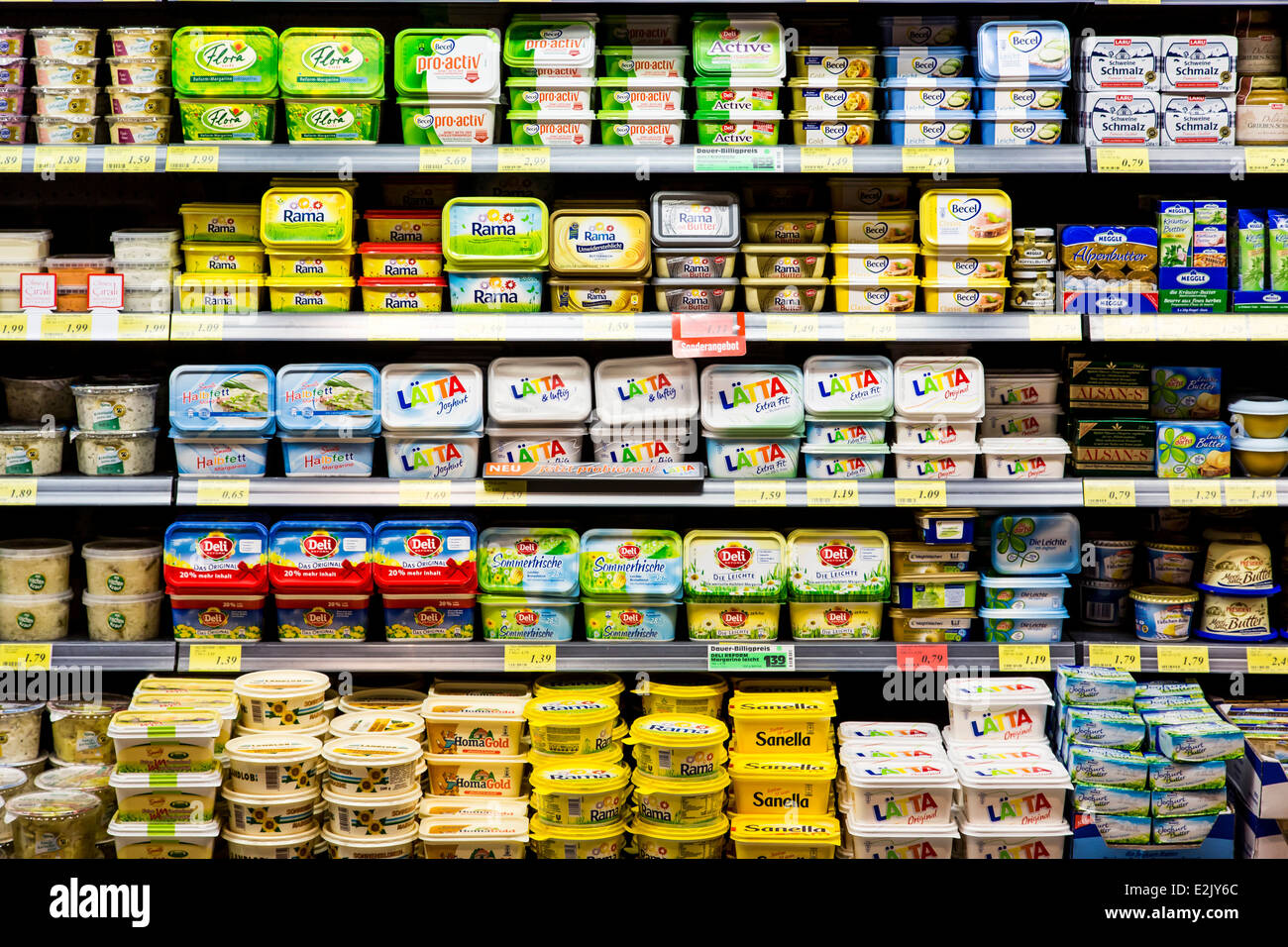Food Store Chain Japan