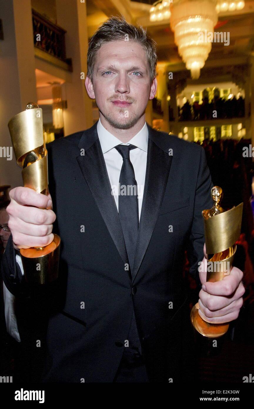 Jan Ole Gerster at Deutscher Filmpreis (German Movie Awards) at Friedrichstadt Palast - aftershow party.  Where: - Stock Image