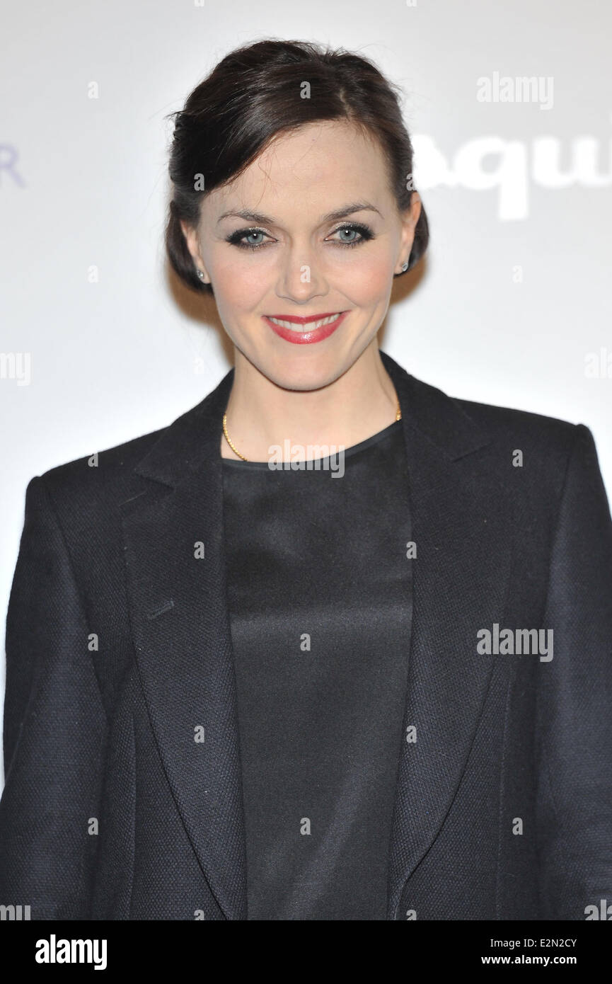 f59a6162 London Collections: Men - Tommy Hilfiger and Esquire - party held at The  Zetter Townhouse - Arrivals Featuring: Victoria Pendleton Where: London, ...