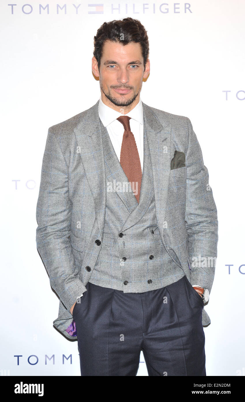 11ba8871 London Collections: Men - Tommy Hilfiger and Esquire - party held at The  Zetter Townhouse - Arrivals Featuring: David Gandy Where: London, United  Kingdom ...