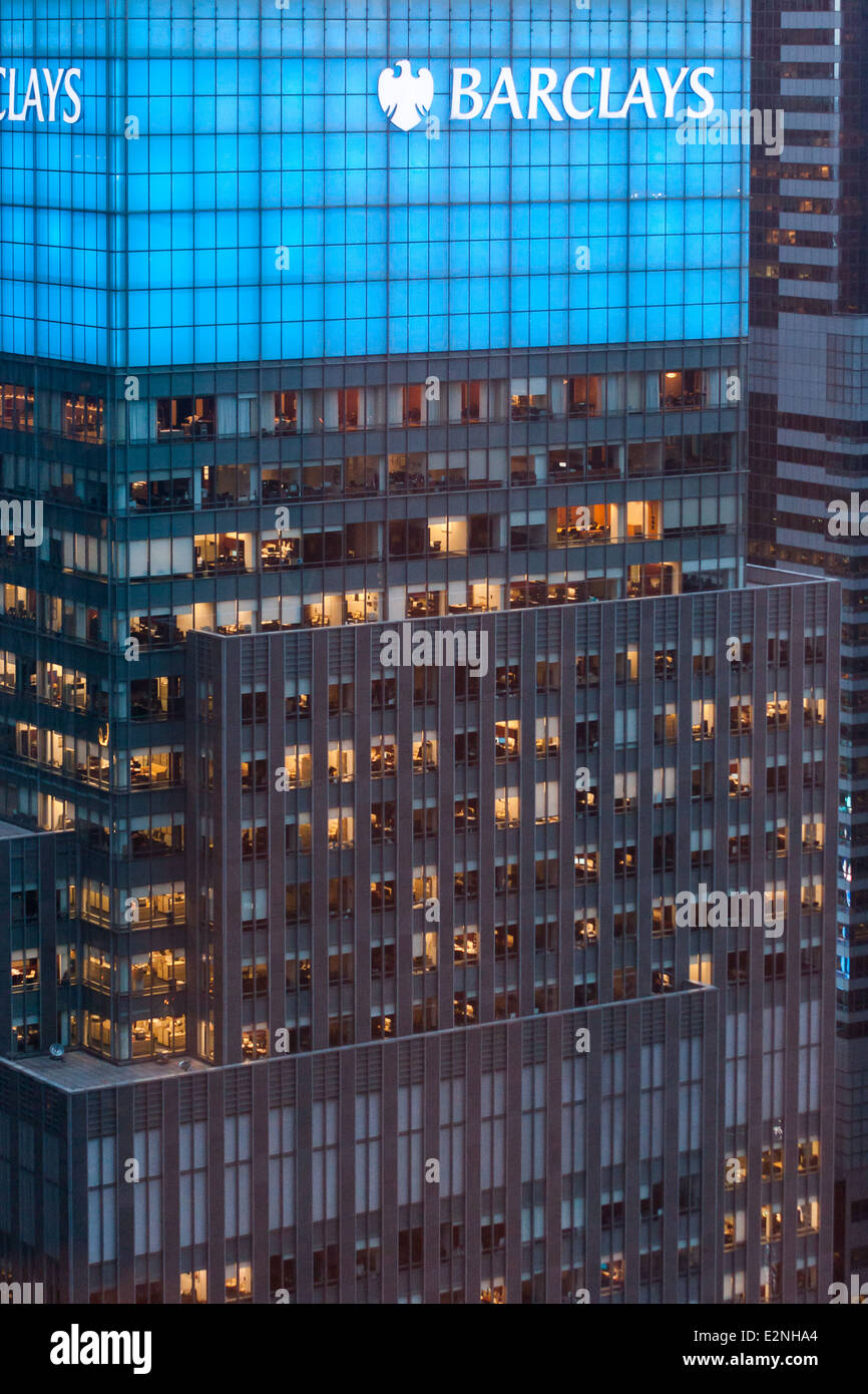 Barclays Investment Bank New York City