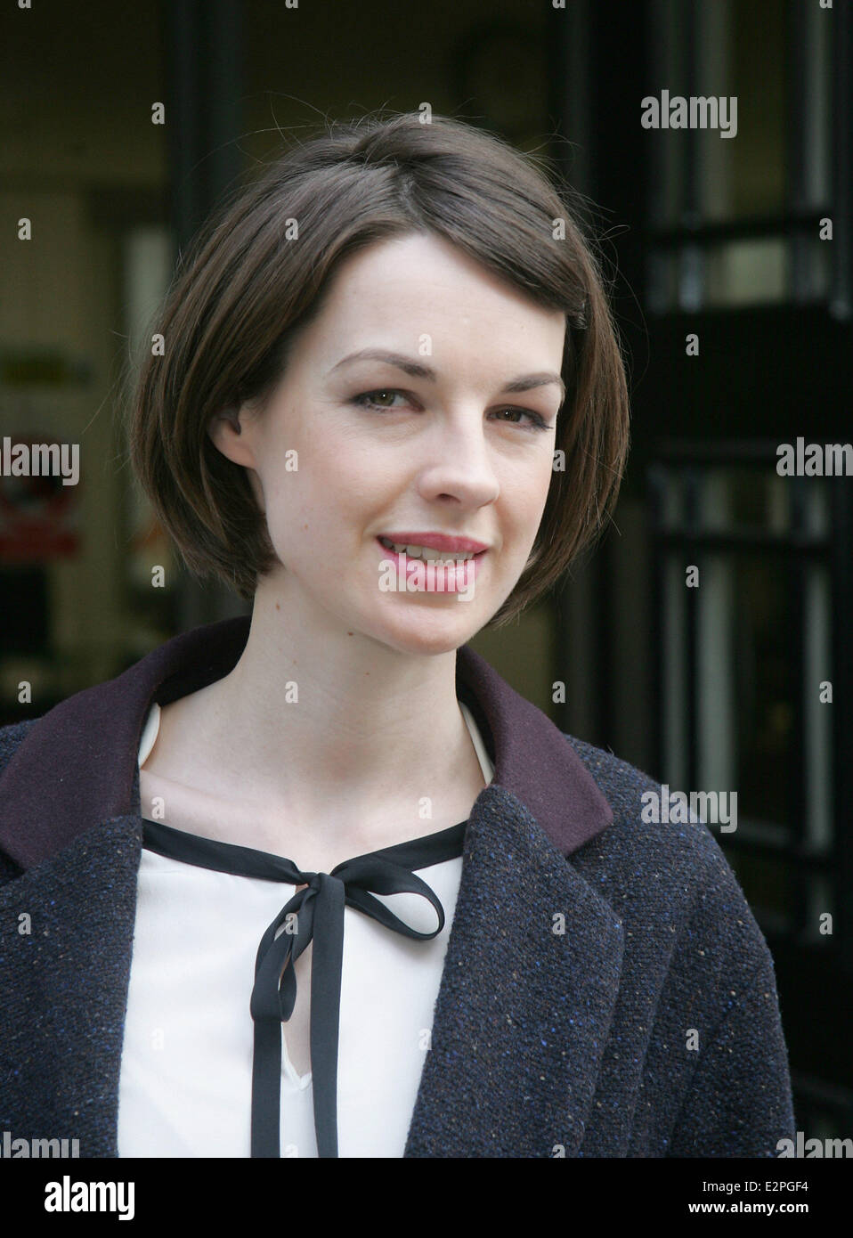 call the midwife star jessica raine seen at the bbc radio two