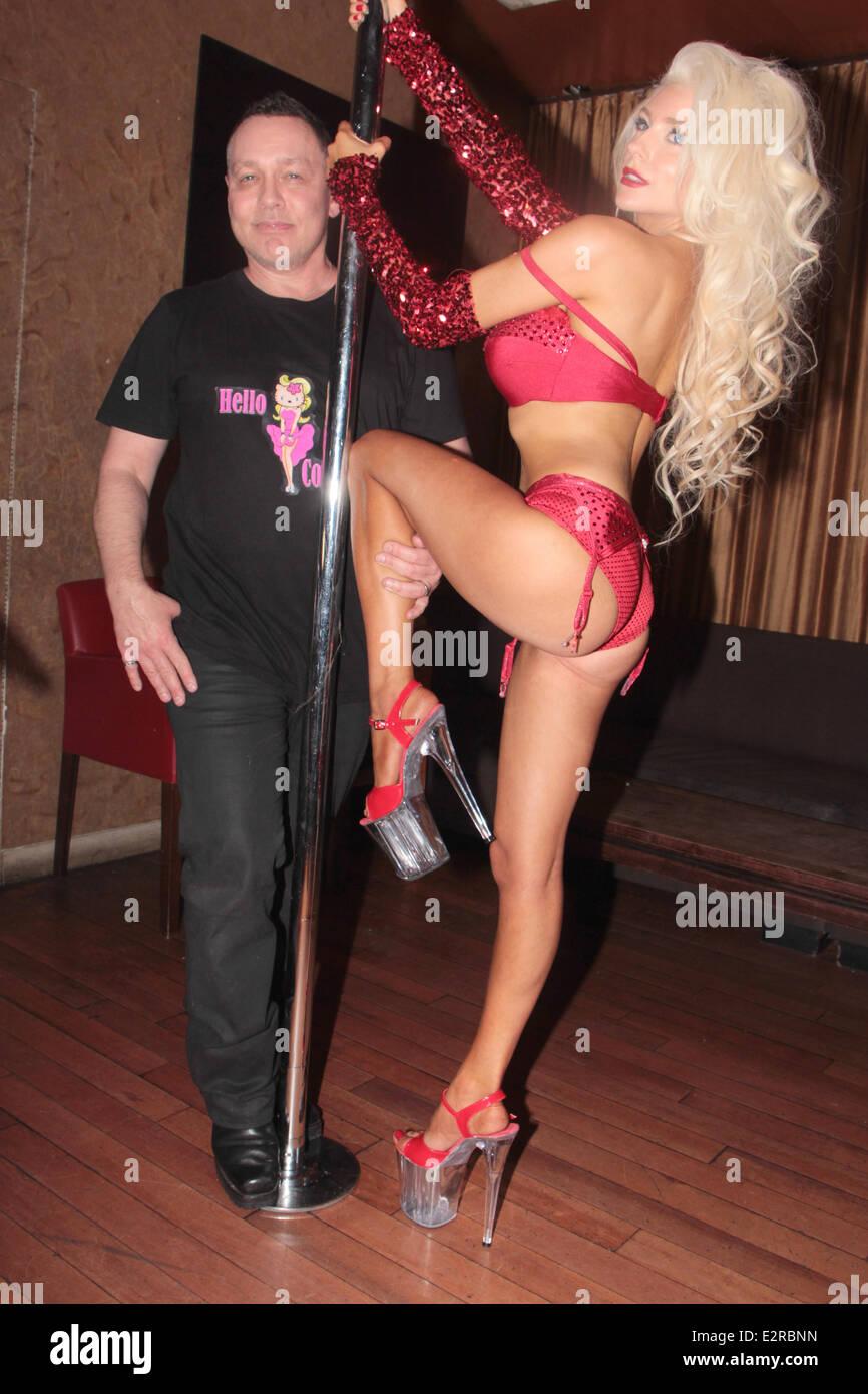 California pole stripper