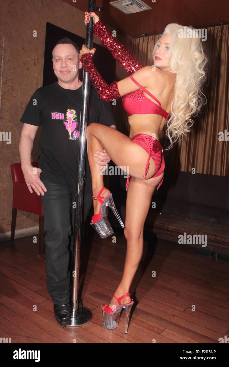 Stripper private dances #3