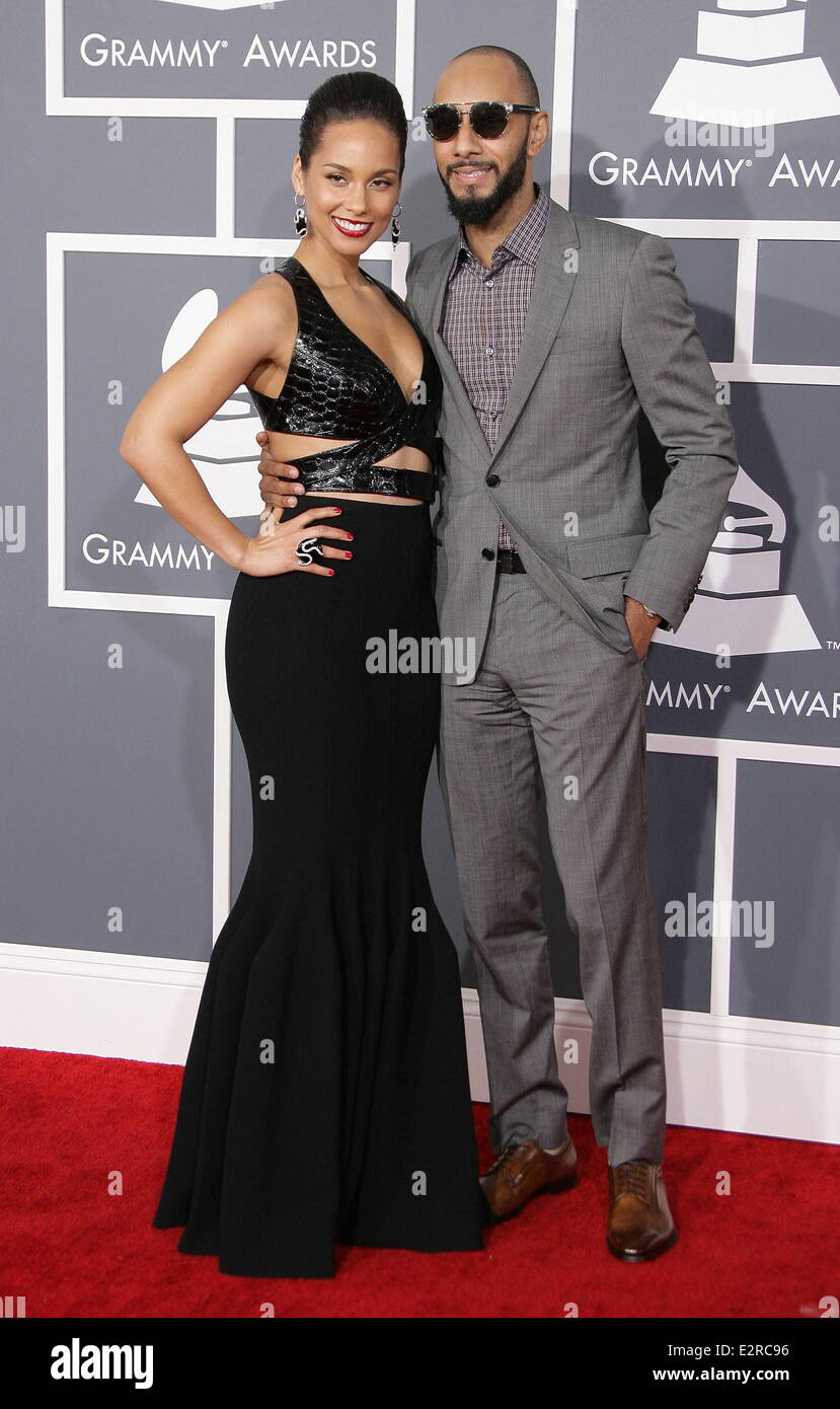 969c53278fbc 55th Annual GRAMMY Awards - Arrivals held at Staples Center Featuring   Alicia Keys