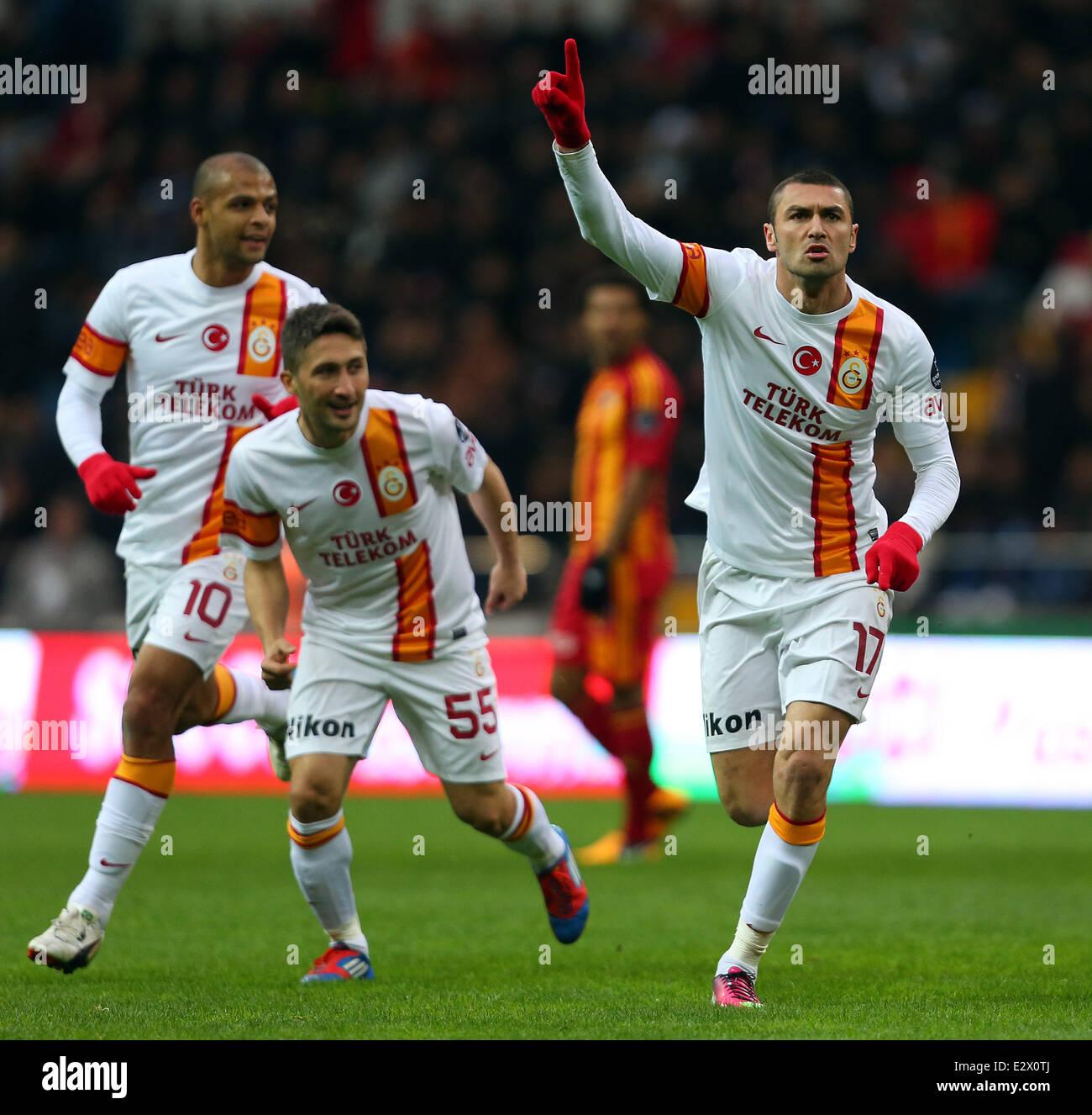 Galatasaray Kayserispor