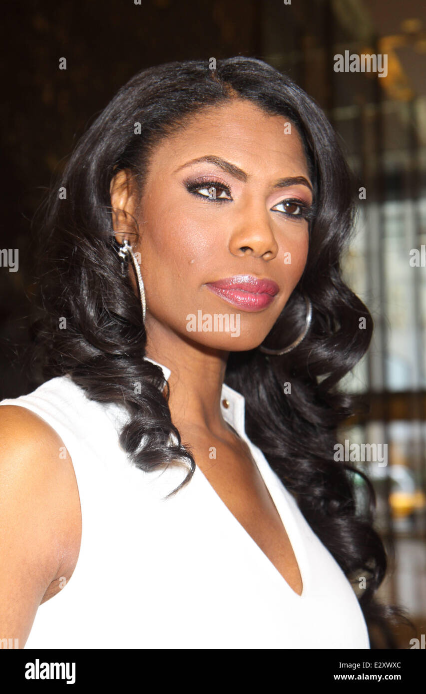 Who Is Omarosa Manigault - 9 Facts About 'Apprentice' Star ...
