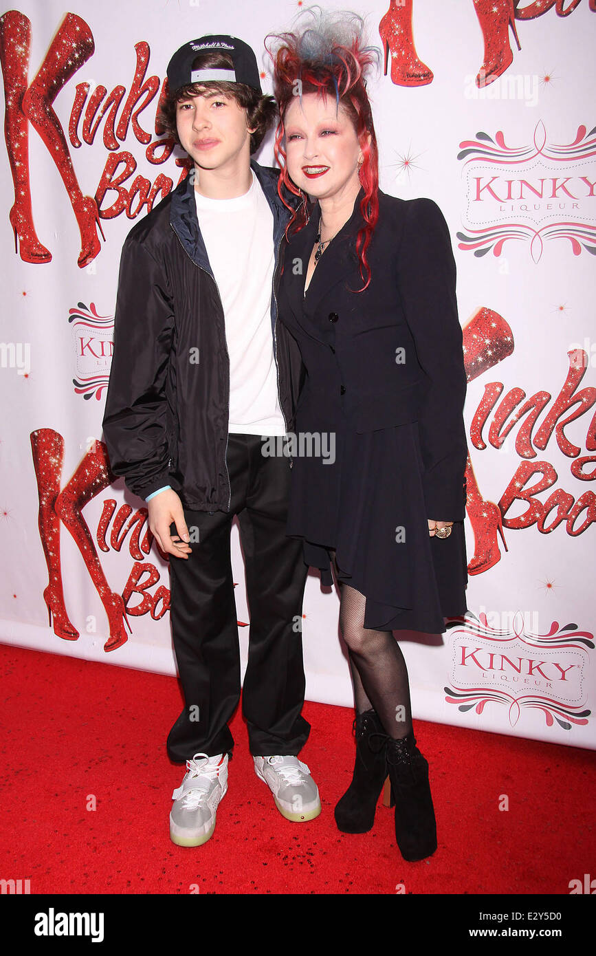 Celebrities Attend The Broadway Premiere Of Kinky Boots At The Stock Photo Alamy Join facebook to connect with declyn thornton and others you may know. https www alamy com stock photo celebrities attend the broadway premiere of kinky boots at the hirschfeld 70667772 html