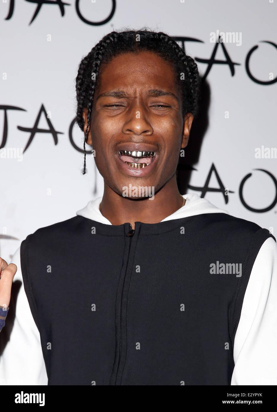 Asap Rocky Before Teeth