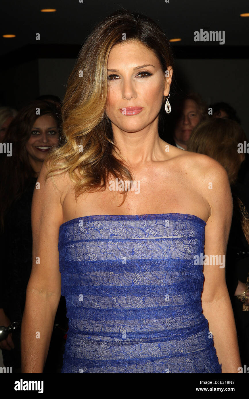 20th Annual Race To Erase MS Gala 'Love To Erase MS' - Cocktail Reception  Featuring: Daisy Fuentes Where: - Stock Image