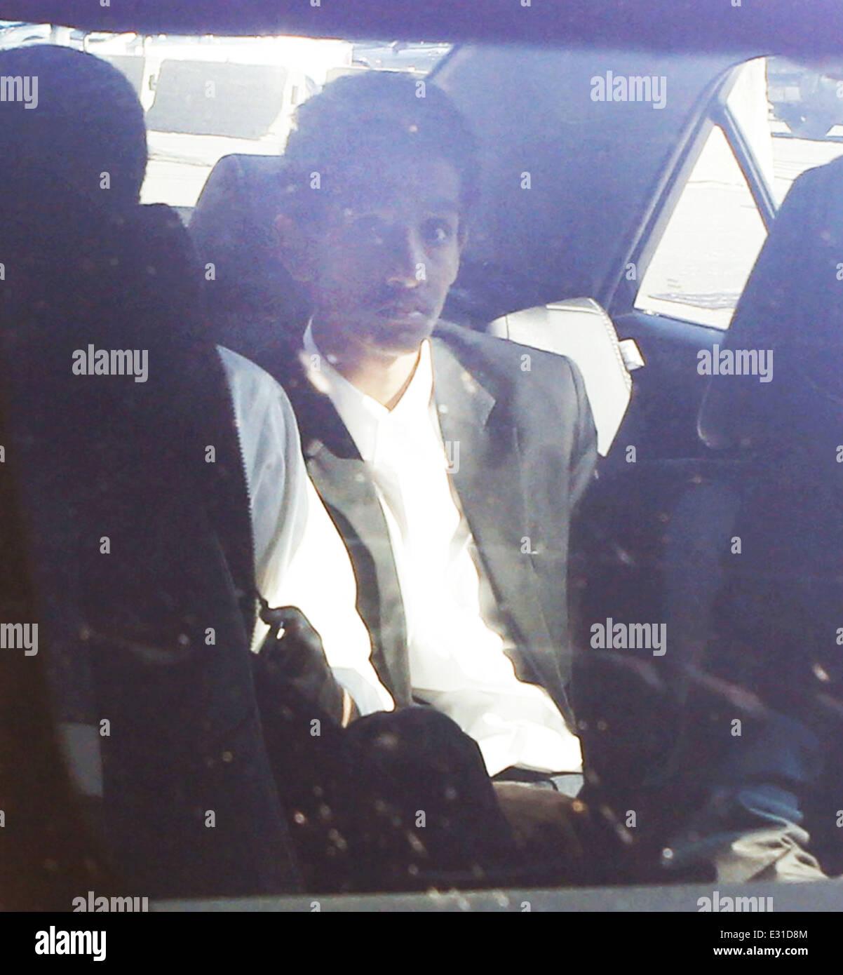 Boston Bombing Suspect Thought To Be Dzhokhar A Tsarnaev: Tsarnaev Stock Photos & Tsarnaev Stock Images