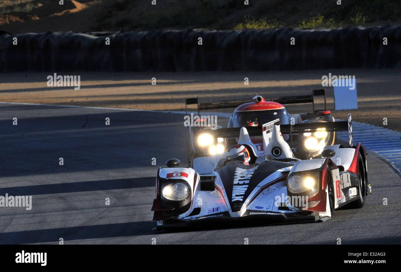 Mazda Raceway Laguna Seca >> American Le Mans Series 2013 At The Mazda Raceway Laguna