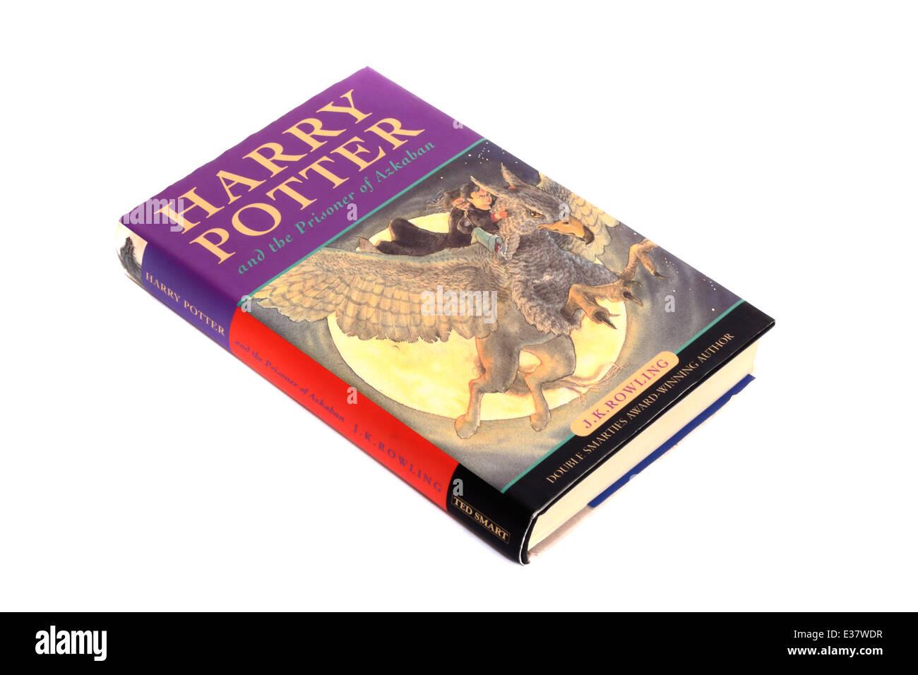 Harry Potter and the Prisoner of Azkaban - Stock Image