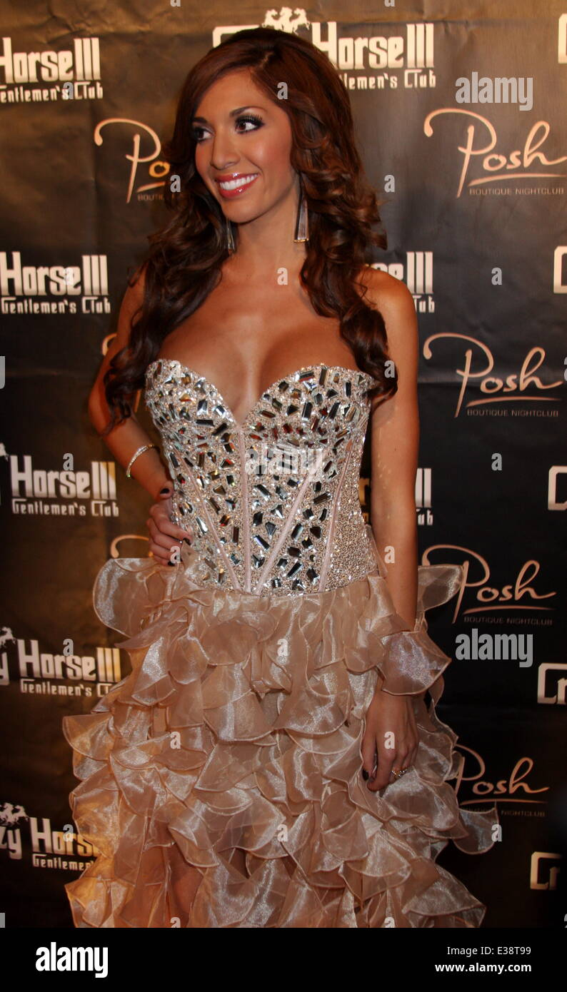 Backdoor Teen Mom Farrah Abraham Continues Her Appearance Tour In Las Vegas Featuring Farrah Abraham Where Las Vegas Nv United States When