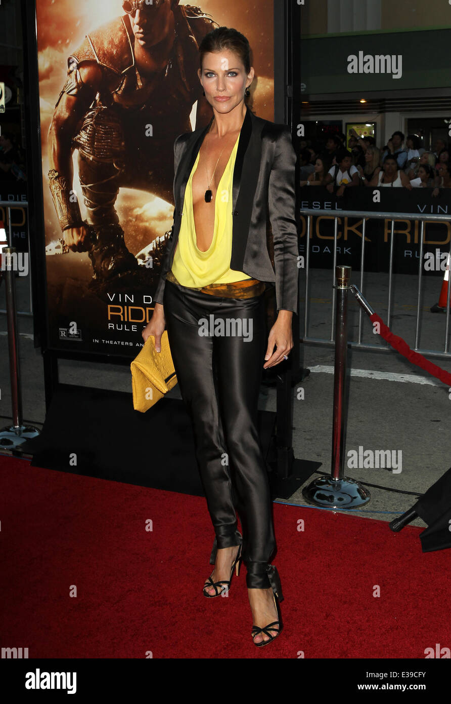 Riddick - Los Angeles Premiere Held at Regency Theatres