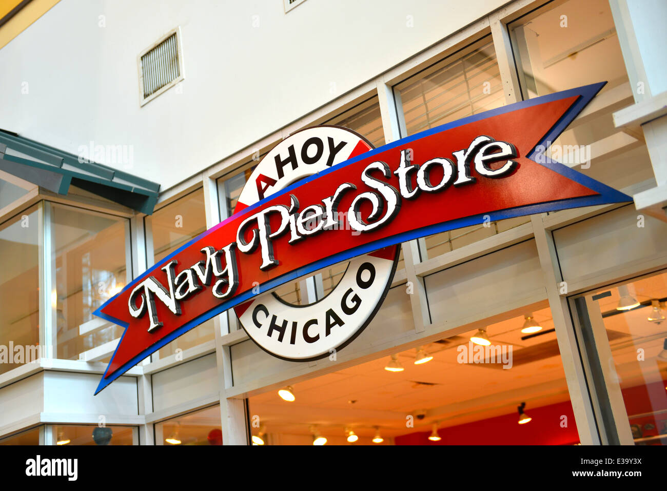 Sign Above Store Stock Photos Sign Above Store Stock Images Alamy