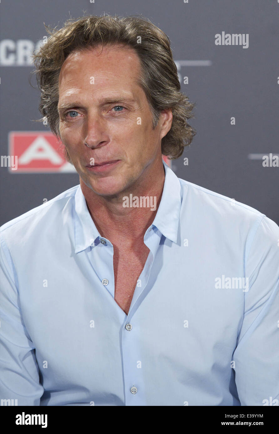 William Fichtner attends a photocall to promote AXN TV series Stock