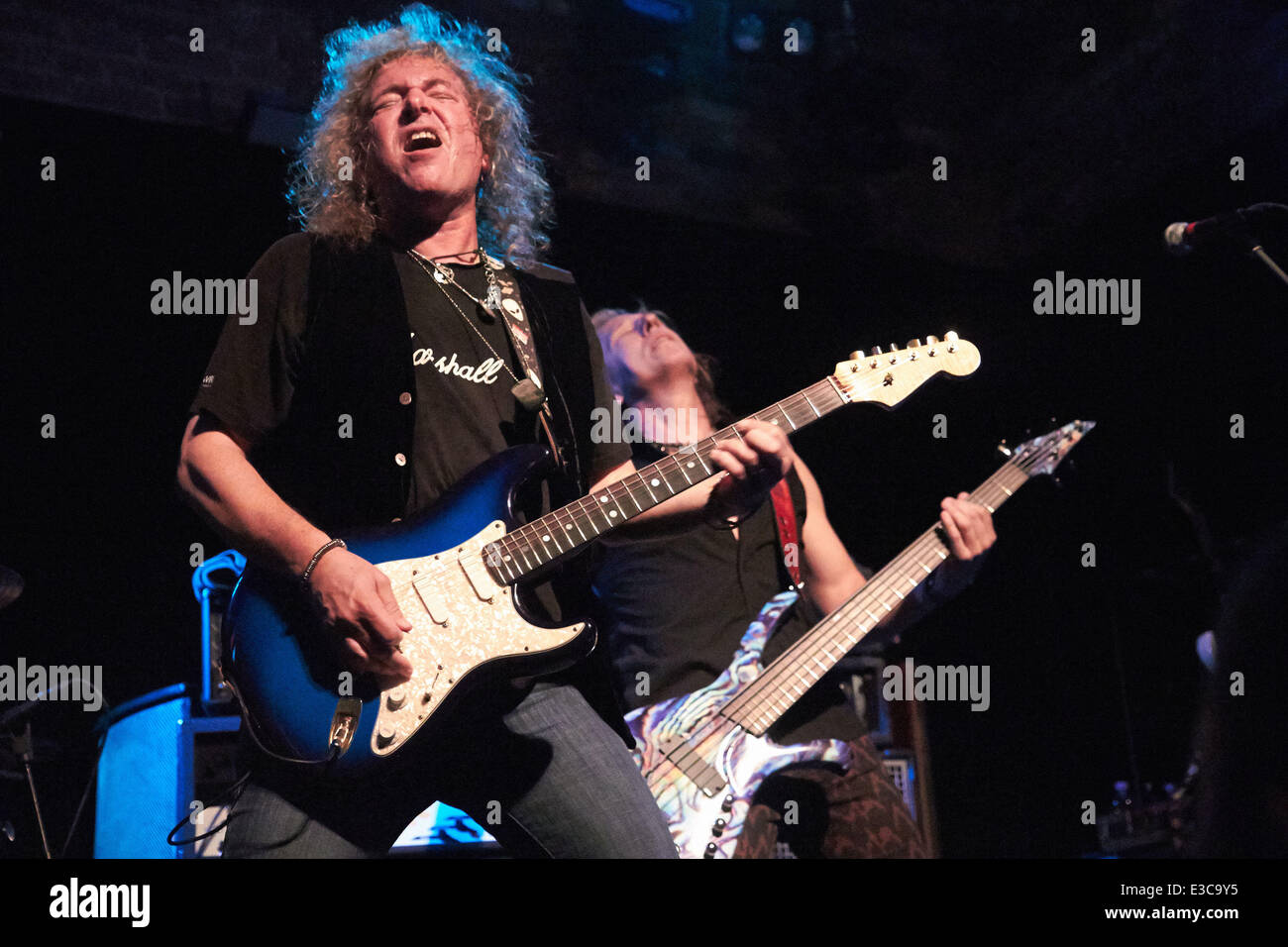 Californian Hard Rock/Heavy Metal band Y&T in concert at The