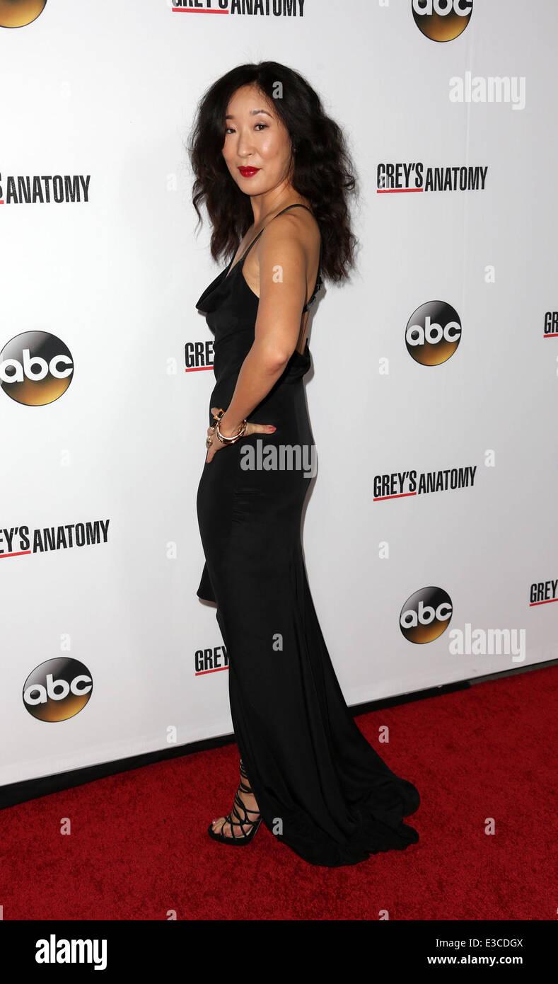 Sandra Oh Grey\'s Anatomy Stock Photos & Sandra Oh Grey\'s Anatomy ...