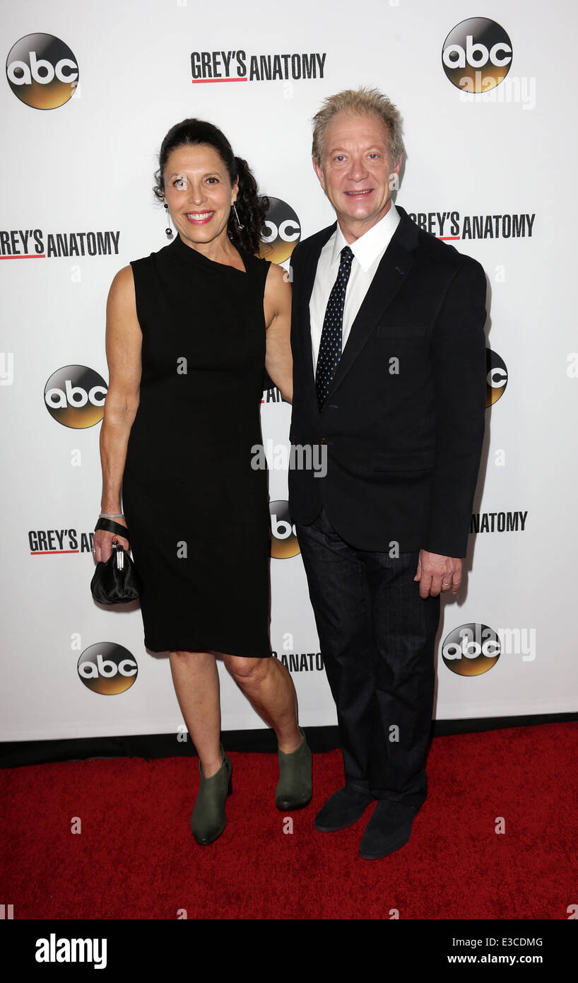 The Greys Anatomy 200th Episode Party Held At The Colony Stock
