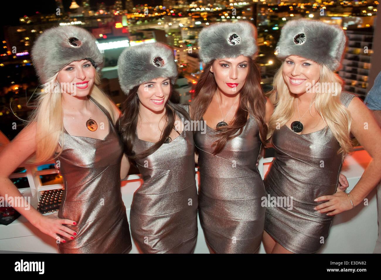 Russian lady club