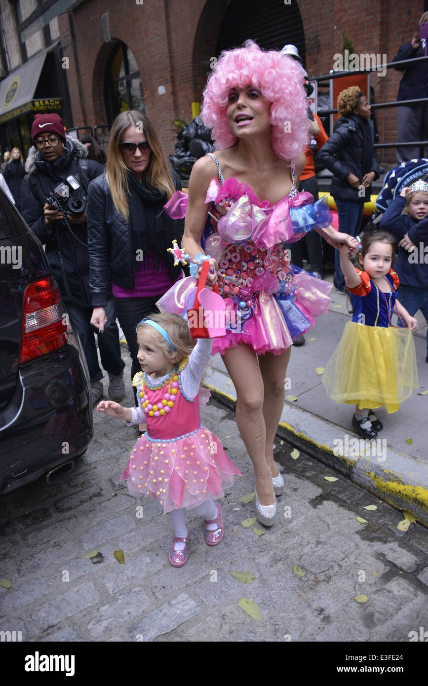 ... bethenny frankel dressed up for halloween in a pink wig and dress on ...  sc 1 st  The Halloween - aaasne & Halloween Costumes With Pink Wig - The Halloween