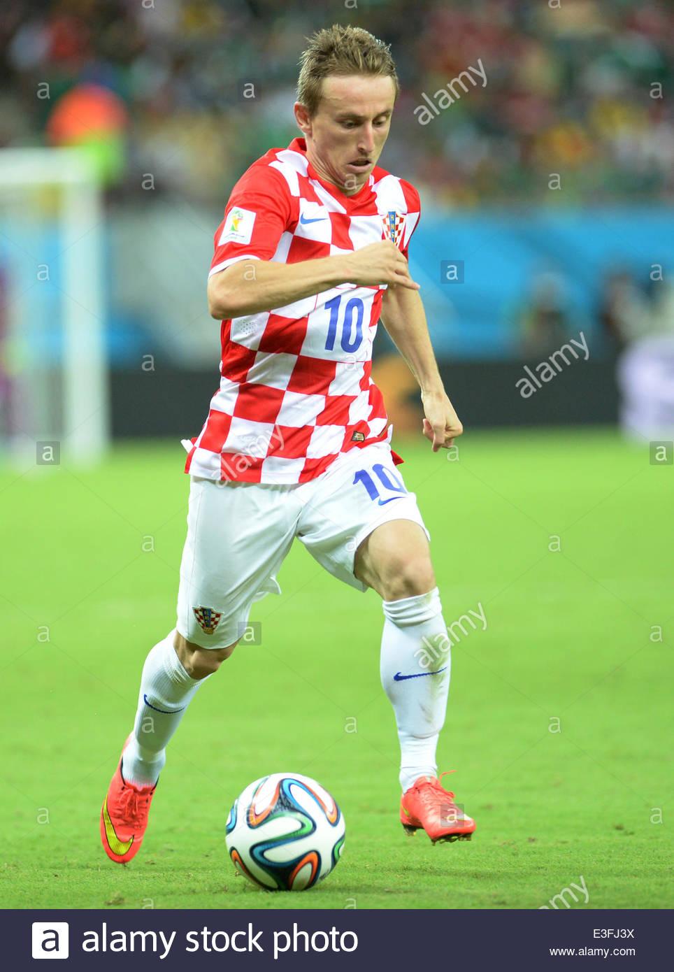 Luka Modric 2014